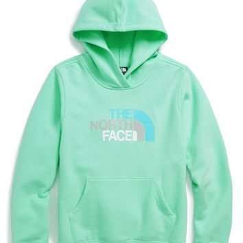 The North Face Girl's 'Half Dome' Graphic Hoodie,