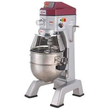Commercial Kitchen Countertop Planetary Mixer 40 Qt.