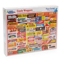 White Mountain Puzzles 'Candy Wrappers' 1000-Piece Puzzle