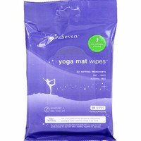 Jasmine Seven Yoga Mat Wipes - 10 Wipes at YogaOutlet.com