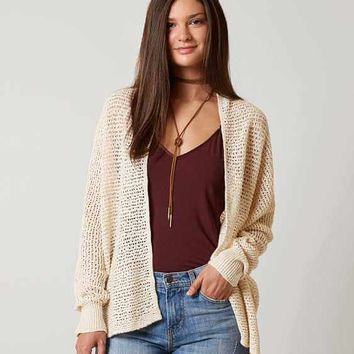 BILLABONG SHAKE DOWN CARDIGAN SWEATER