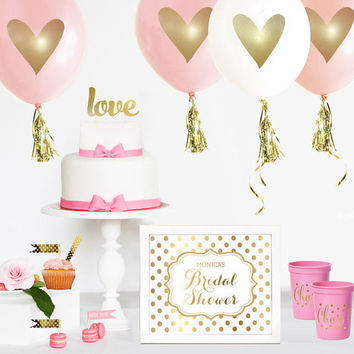 Love - Unique Wedding Cake Topper - Gold Wedding Cake Topper - Gold Cake Topper Wedding - Love CAKE TOPPER - Engagement - Bridal Shower