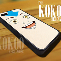 Avatar aang - iPhone 4/4s/5 Case - Samsung Galaxy S3/S4 Case - Blackberry Z10 Case - Black or White