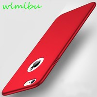 360 Degree Luxury Matte Hard Plastic Cases For iPhone X 7 6 6s Plus PC Cover Back Phone Case Shell Capa Coque For iPhone8 7 Plus