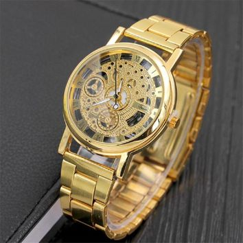 Fashionable Non-Mechanical Quartz Wrist Watch