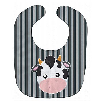 Cow Face Baby Bib BB6926BIB