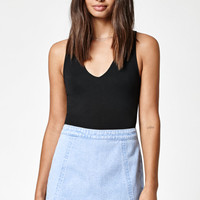 Kendall and Kylie Tulip Denim Skirt at PacSun.com