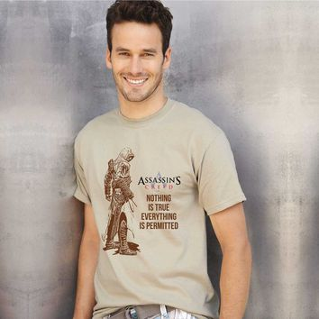 Assassin's Creed Quote T-Shirt