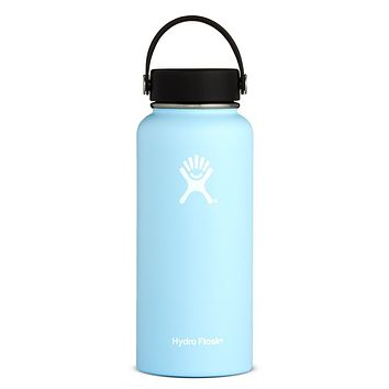 32 oz Wide Mouth Hydro Flask - Frost