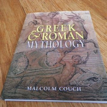 Greek and Roman Mythology by Malcolm Couch Coffee Table Book