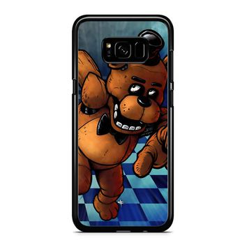 Five Nights At Freddys Freddy Samsung Galaxy S8 Plus Case