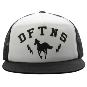 Pony Bolt Trucker Hat