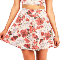Dolly Rose Skater Skirt