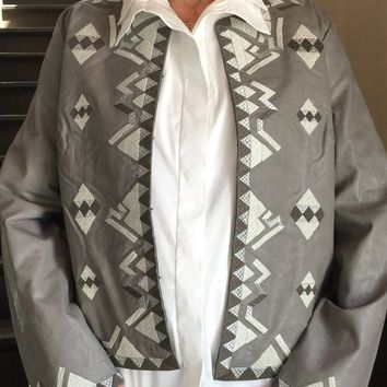 Luii - Tribal Aztec Jacket