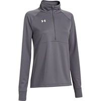 Under Armour Women's Scout II 1/2 Zip Pullover | Softball.com