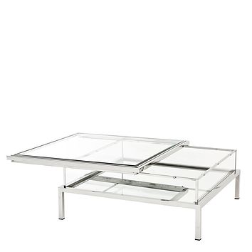 Square Sliding Top Coffee Table | Eichholtz Harvey