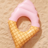 Ice Cream Cone Pool Float - Urban Outfitters