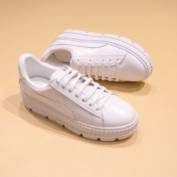 hcxx Rihanna x Puma Fenty Cleated Creeper 'White'