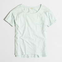 Factory rolled-sleeve tee : short sleeve | J.Crew Factory