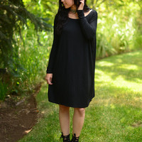 Softie Tunic- Black