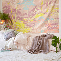 Retro Landscape Tapestry - Urban Outfitters