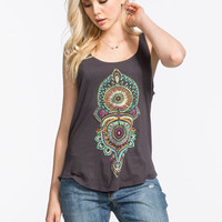 O'neill Penelope Womens Tank Black  In Sizes