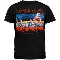 Cannibal Corpse - Eaten Black T-Shirt