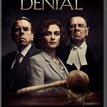 Rachel Weisz & Tom Wilkinson - Denial DVD