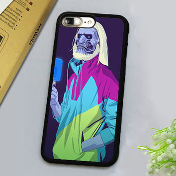 GAME OF THRONES White Walker Printed Mobiel Phone Case Accessories For iPhone 7 7 Plus 4.7 5.5 inch Soft Rubber Back Cover