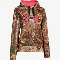 Women's Clothing :: Realtree Girl :: Women's Under Armour Xtra Big Logo Hoodie
