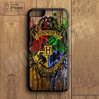 iPhone 7 7 Plus - Wood Hogwarts Harry Potter Phone Case For iPhone 6 Plus For iPhone 6 For iPhone 5/5S For iPhone 4/4S For iPhone 5C iPhone X 8 8 Plus
