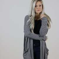 Atticus Striped Cardigan