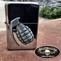 'The Bomber' Grenade Lighter (lighter013)