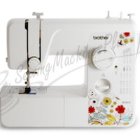 Brother RJX2517 Refurbished Lightweight & Full Size Sewing Machine