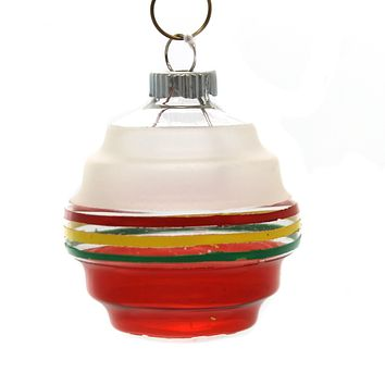 Christopher Radko Shiny Brite Lantern Glass Ornament