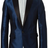 DSQUARED2 two-piece metallic suit