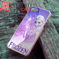 Disney Frozen, Elsa - iPhone 4/4S, iPhone 5/5S, iPhone 5C Case and Samsung Galaxy S2 i9100, S3 i9300, S4 i9500 Case