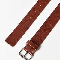 Basic Leather Belt | Urban Outfitters