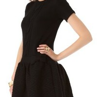 RED Valentino Merino Mini Dress | SHOPBOP | Use Code: EXTRA25 for 25% Off Sale Items
