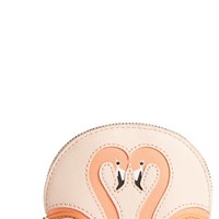 Women's kate spade new york 'strut flamingo' coin purse - Pink