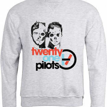 twenty one pilots for sweatshirt Mens and Girls for sweatshirt womens and mens heppy feed