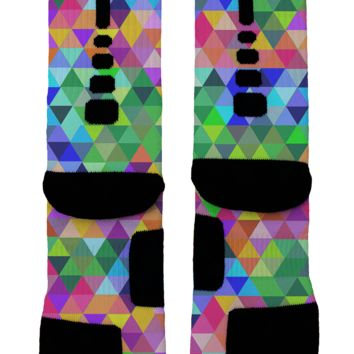 OG Prisms Custom Nike Elites