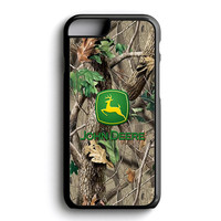 Camo John Deere Logo iPhone 6 Case