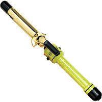 "Lime Glitter 1"" Professional Salon Curling Iron"