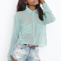 Float On Blouse