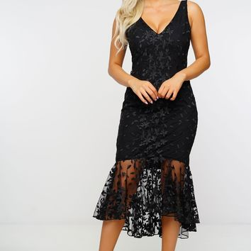 Kammy Dress - Black