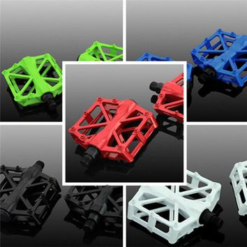 Mountain Bike Bicycle Pedal MTB Road Bike Ultralight Pedals Aluminum Alloy Cycling Seald Bearing BMX Pedal  #2s05