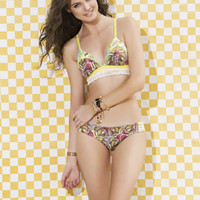 Cremello Mellow Maaji Swimsuit Set