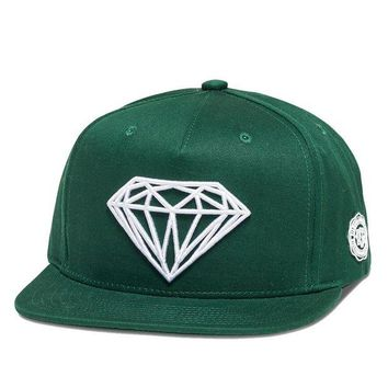 ONETOW Diamond Supply Co. - Brilliant Snapback - Green