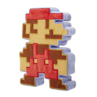 Mario 8-Bit Super Mario Bros. World of Nintendo Series 1-1 Plush